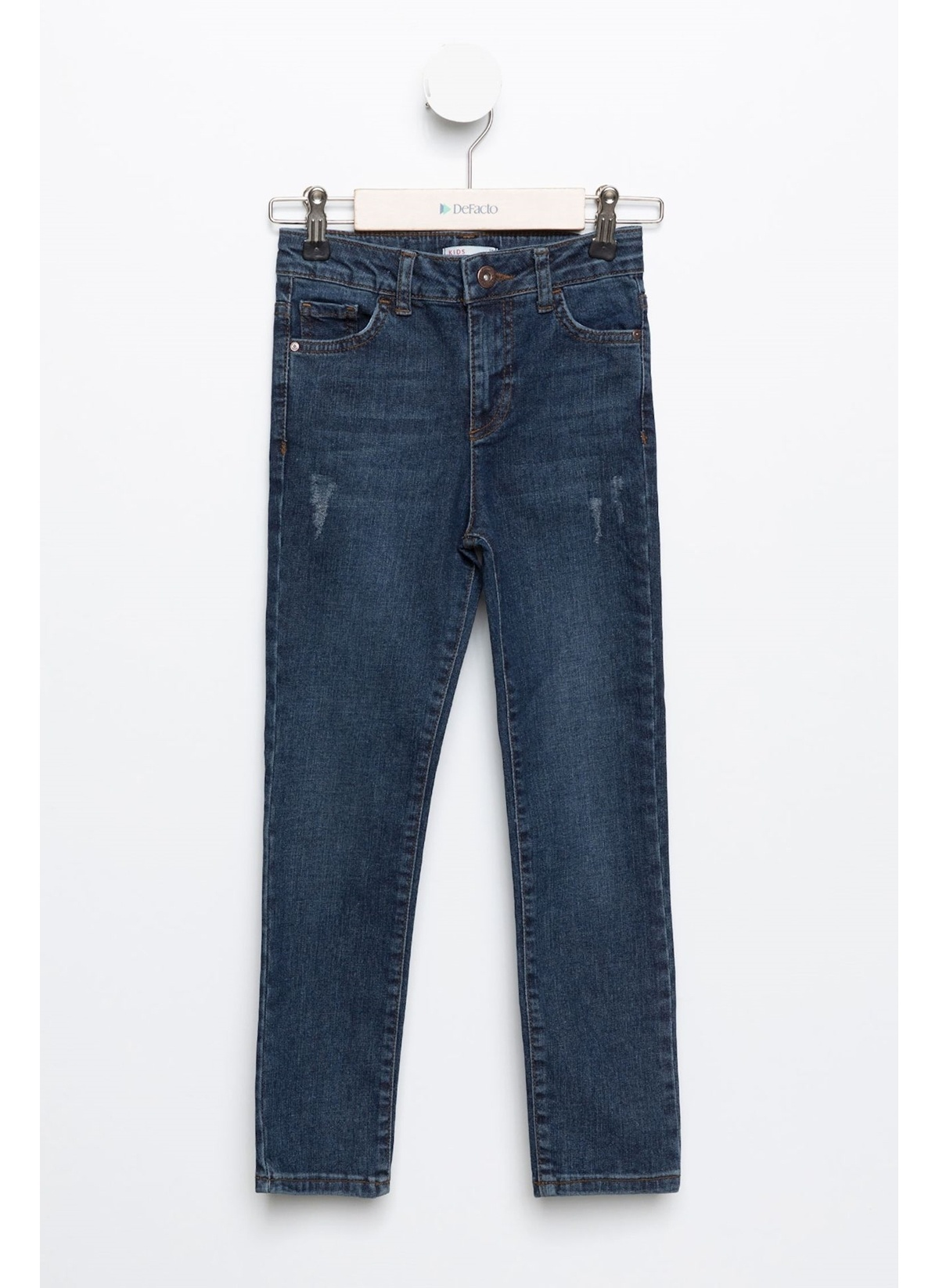 Defacto Pantolon J9797a619spbe364 5 Cep Slim Fit Jean Pan – 49.99 TL